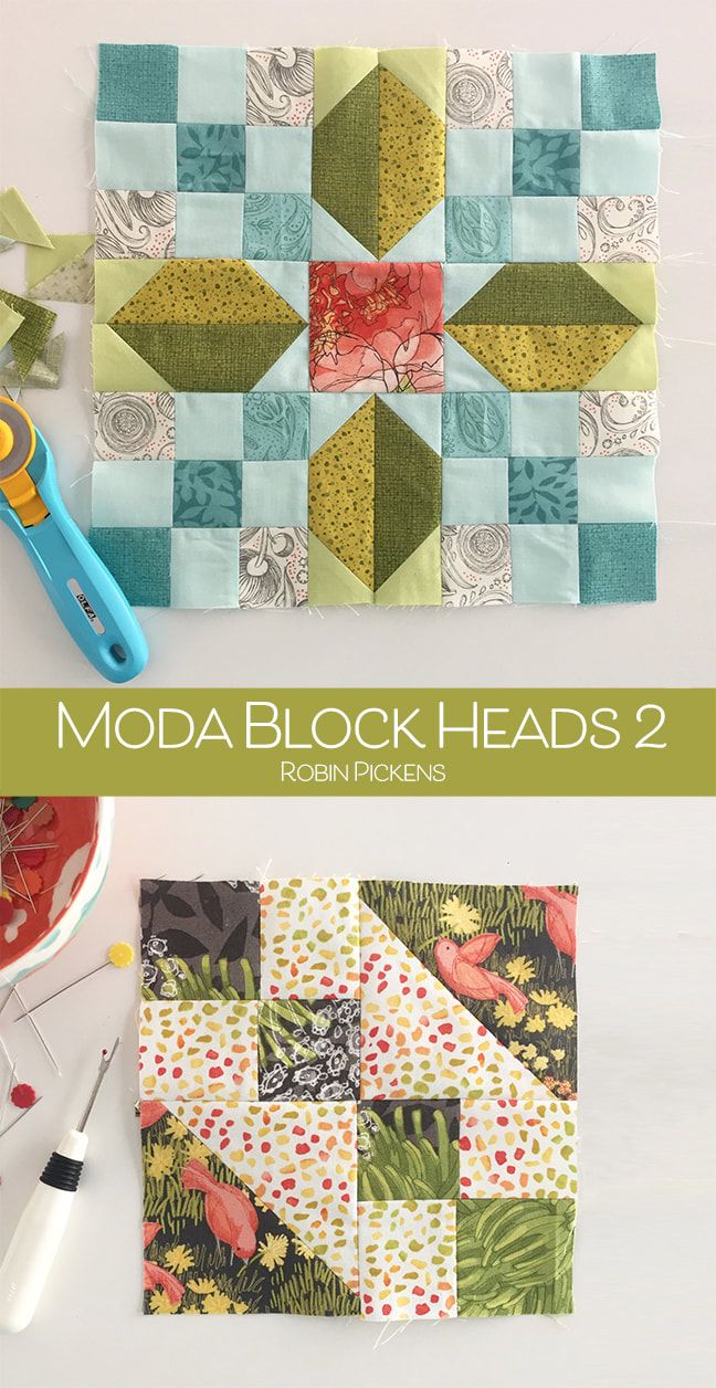 Category: Quilting - Robin Pickens