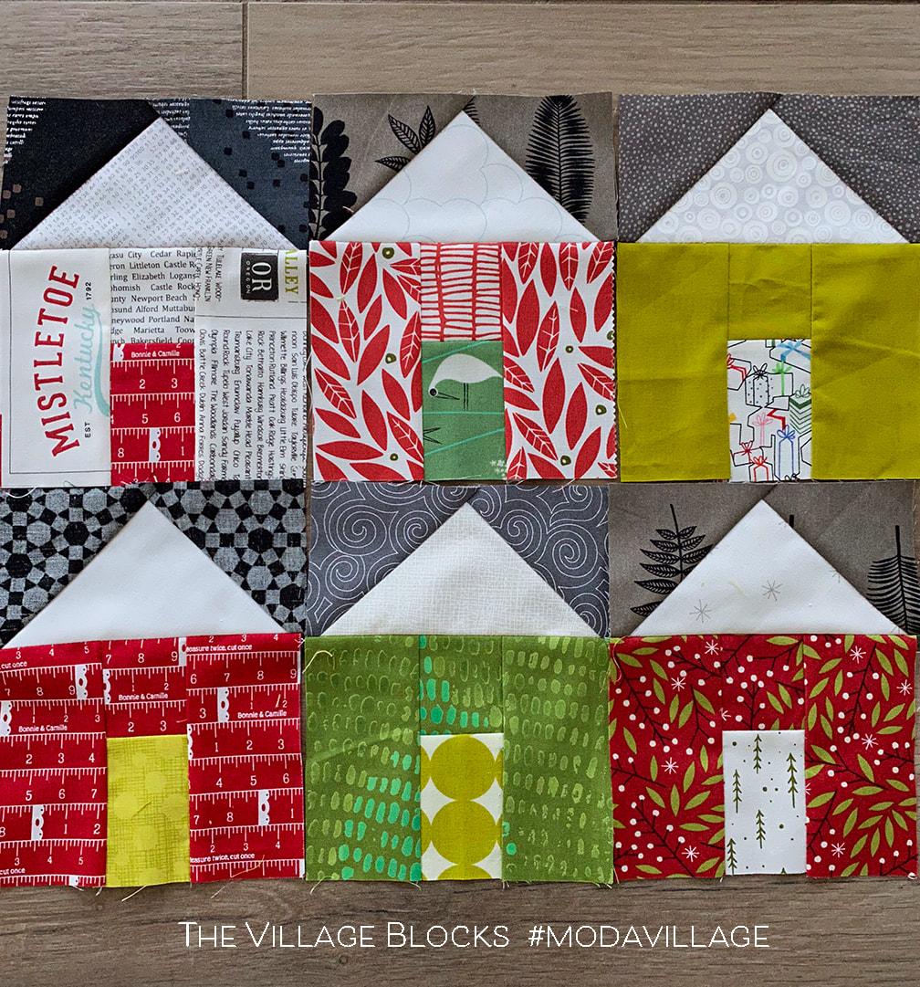 Quilt Pattern STAR FALL Moda BASIC GREY Jelly Roll Friendly WINTER VILLAGE