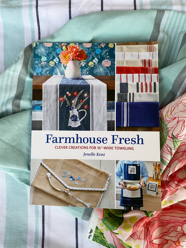 Farmhouse Fresh by Jenelle Kent