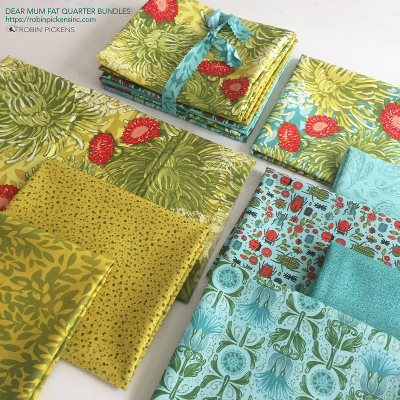 Fat Quarter Bundle Dear Mum