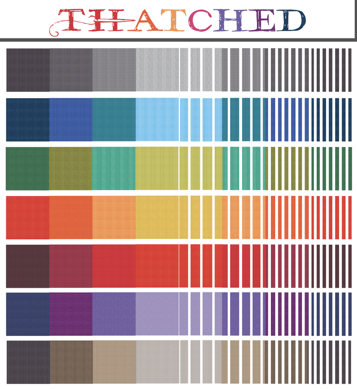 Thatched fabric by Robin Pickens/Moda Fabrics